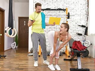 Twerking Out of doors winning Gym