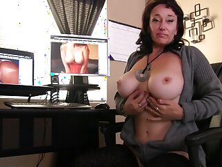 Sugar Sweet licks her nipples while fingering her succulent pussy