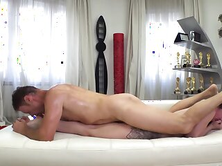 Famous governor fucks the Russian lovely at the porn audition