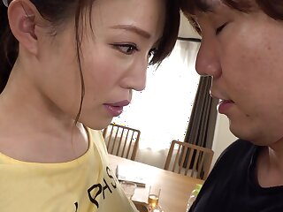 Rinne Toka - A Muscular Workout Wife S Orgasmic Cowgirl Perspective fish for - TOKA RINNE