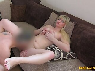 Oversexed Camgirl Makes The Dissolve From Online To On Dick