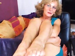 Sexy GILF Feet in Element CAM NO SOUND
